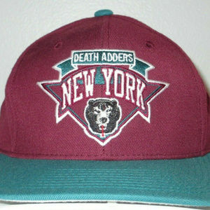 MNWKA Mishka NEW YORK Death Adders Snapback Hat